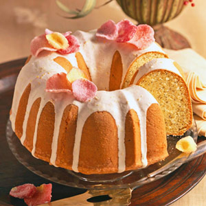 Orange-Poppy Seed Bundt Cake