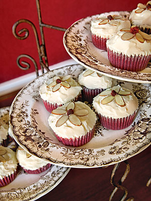Red-Velvet Cupcakes