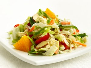 """Healthified"" Crunchy Asian Salad"
