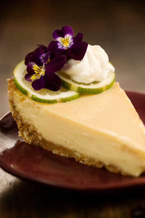 Bubba's Key Lime Pie