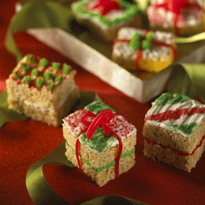 Kellogg's® Rice Krispies Treats® Holiday Presents
