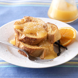 No-Fry French Toast