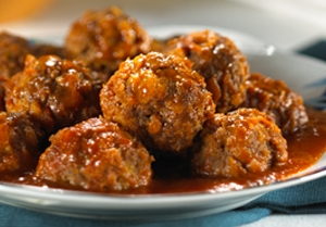 Good and Spicy Meatballs