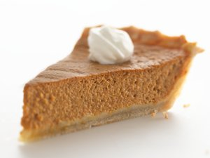 """Healthified"" Pumpkin Pie"