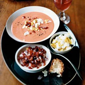 Tomato and Garlic Dip