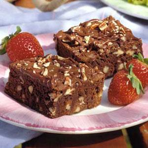 Perfect-Ending Brownies