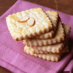 Almond Galettes