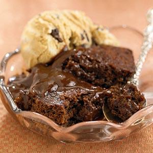 Mocha Pudding Cake