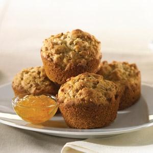 All-Bran® Honey Muffins