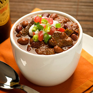 Beef Steak Chili