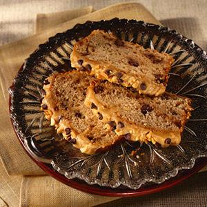 Peanut Butter 'n' Banana Bread
