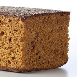 Spiced Snack Cake