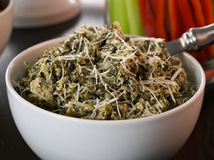 "Spinach and Artichoke ""Addictive"" Dip"