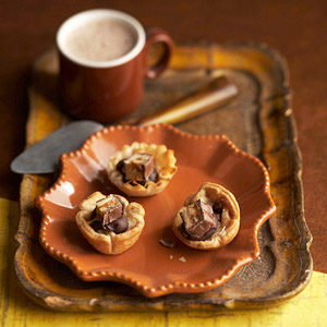 Snickering Tartlets