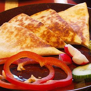 Baked Quesadillas