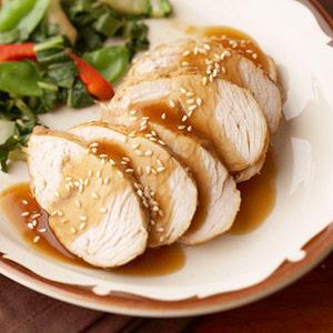 Sesame Turkey
