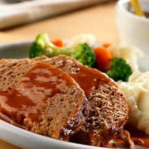 Savory Meatloaf