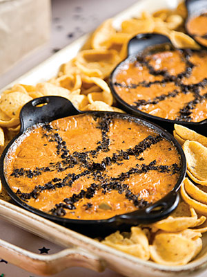 Slam-Dunk Chili-Cheese Dip