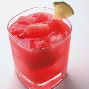 Watermelon Gin Fizz