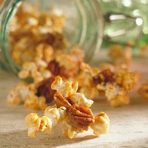 Butter Pecan Popcorn