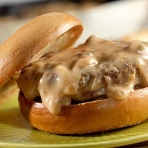Burgers Stroganoff