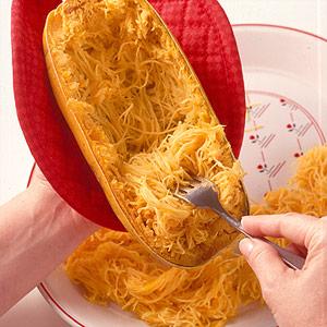 Saucy Spaghetti Squash Ole