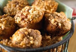 Pineapple-Raisin Muffins