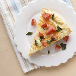 Light Colorado Quiche
