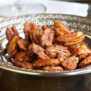 Creole Spice-Toasted Pecans
