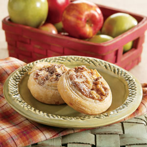 Apple Pecan Pastries