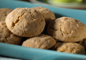 Chewy Chai Cookies
