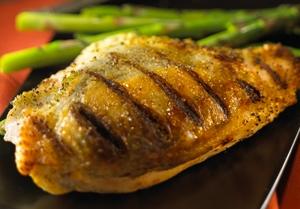 Feta-Basil Stuffed Chicken Breasts
