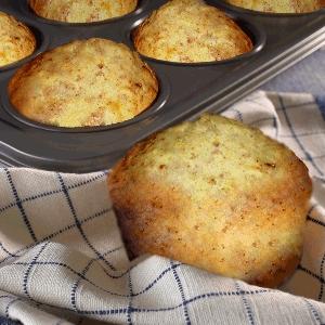 Almond Citrus Muffins