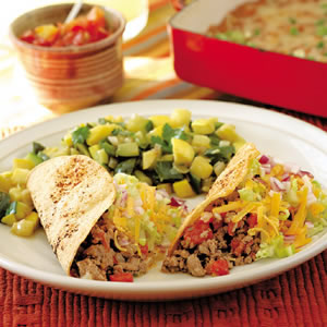 The EatingWell Taco