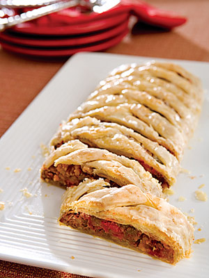 Dee's Sweet Puff Pastry Delight