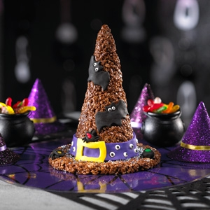 Kellogg's® Rice Krispies Treats® Witch's Hat