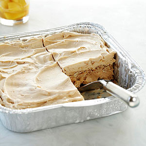 Dulce de Leche Ice Cream Torte