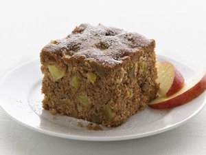 """Healthified"" Fresh Apple Cake"