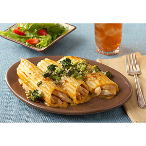 Shortcut Chicken Manicotti