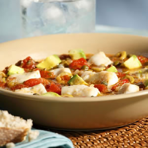Puerto Rican Fish Stew