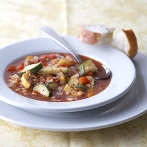 Barley-Vegetable Soup