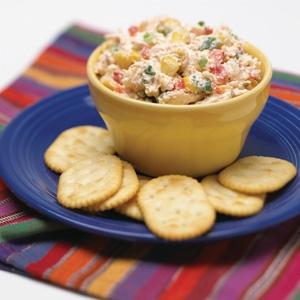 Fiesta Cracker Spread