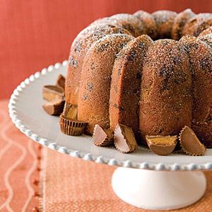 Peanut-Butter Pound Cake