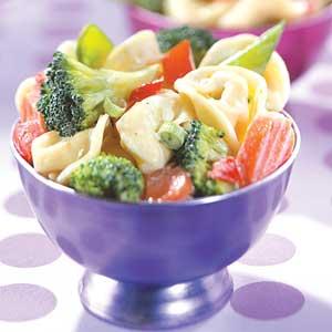 Terrific Tortellini Salad
