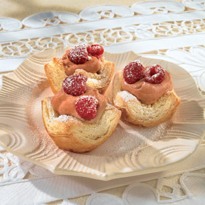 Pepperidge Farm® Chocolate Raspberry Pastry Cups