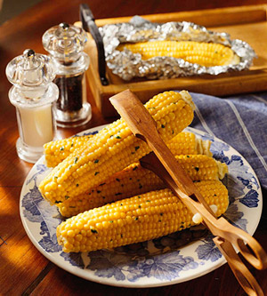 Southwestern Grilled Corn