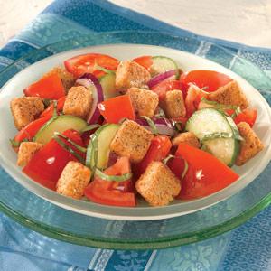 Italian-Style Tomato Salad