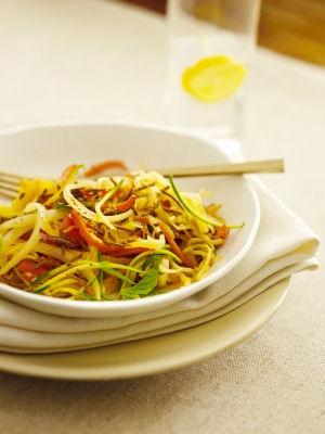 Simply Spagetti Squash