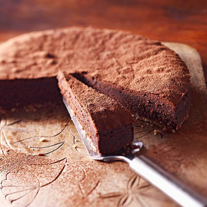 Gianduja Mousse Cake