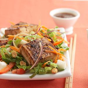 Asian Tofu Salad